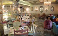 Shakespeare and Co Cafe    St. Regis Saadiyat Island Resort