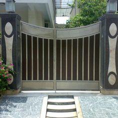Stainless Steel Lightning Gate Doors Pinterest