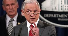 The city of Philadelphia has filed a federal lawsuit against Attorney General Jeff Sessions over the Trump administration's proposal to add new restrictions to grants for local governments in order to block sanctuary city policies. Donald Trump, Lie Detector Test, Tim Scott, Freedom Of The Press, Sanctuary City, Jeff Sessions, Attorney General, Current Events, Investigations