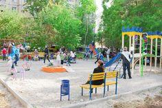 Детская игровая площадка Еlephant, выполненная под заказ