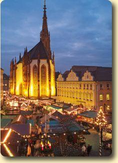Würzburg Christmas Market - German Christmas Market Tourist Information