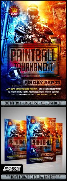 ◍ [Get Free]◓ Paintball Flyer Advert Advertisement Airsoft Bash Camo Camo Party Paintball, Camouflage, Camo Party, Bash, Board Game Design, Promotion, Sports Flyer, Event Flyer Templates, Event Flyers