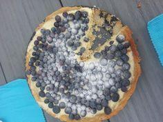 Heidelbeer Weisse Schoko Tarte Pie, Desserts, Food, Bakken, Torte, Tailgate Desserts, Cake, Deserts, Fruit Cakes