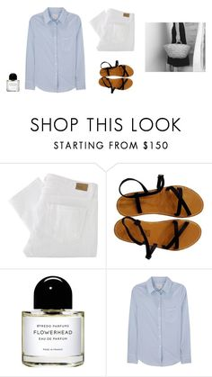 """Untitled #31"" by klinds ❤ liked on Polyvore featuring Paige Denim, Byredo and Band of Outsiders"
