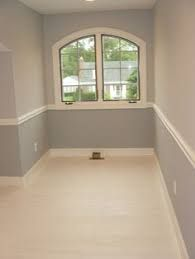 Image result for chair rail ideas for dining room