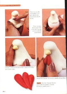 STEP BY STEP HEN AND CHICKS PART N°1