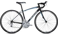 Specialized Dolce Triple - my new adventure..road cycling!!  My bike is silver!!!!  :)