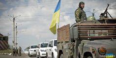 Украинские военные не пустили в страну 150 террористов из РФ