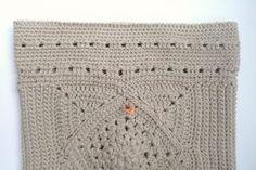 Heartland Boho Crochet Wrap - All About Ami Crochet Cord, Crochet Cable, Chunky Crochet, Crochet Hooks, Free Crochet, Reverse Single Crochet, Half Double Crochet, All About Ami, Yarn Storage