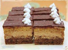 Karamelové rezy  http://dobruchut.azet.sk/recept/25191/karamelove-rezy/