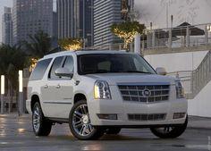 2008 Cadillac Escalade Platinum