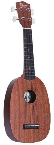 Ohana PK-10S Soprano Mahogany Ukulele - http://www.rekomande.com/ohana-pk-10s-soprano-mahogany-ukulele/