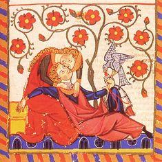 Qué dice la letra de esta obra: Carmina Burana - Veris dulcis in tempore