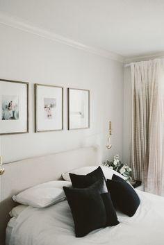 bedroom makeover 2017, small apartment bedroom decor, amanda hamilton interior design, alicia fashionista
