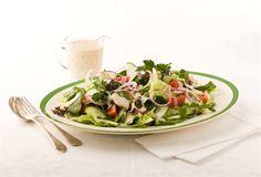 Condensed milk salad dressing