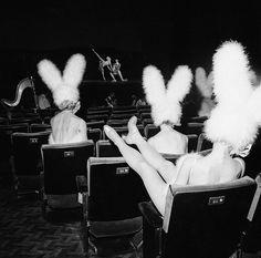 The Radio City Music Hall 'Rockettes Girls', 1946-68 © Russell Markert