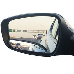 Blind Spot Mirrors. long design Car Mirror for blind side / Door mirrors by Utopicar for large image and traffic safety. Awesome rear view! [stick-on design] (2 pack) …