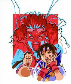 Street Fighter Legacy, Sakura Street Fighter, Street Fighter Alpha 2, Street Fighter Alpha Anthology, Street Fighter Wallpaper, Kasugano, Street Fights, Marvel Vs, Fighting Games