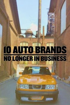 The automobile business doesn't always carry longevity, and with the volatility and fierce competition of the market, theres never a guarantee of what brands or nameplates will still be around tomorrow....