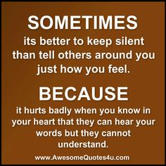 in keeping silent about evil - Google Search