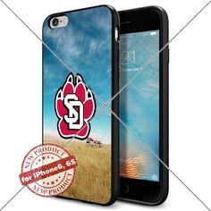 WADE CASE South Dakota Coyotes Logo NCAA Cool Apple iPhone6 6S Case #1535 Black Smartphone Case Cover Collector TPU Rubber [Breaking Bad] WADE CASE http://www.amazon.com/dp/B017J7LCD0/ref=cm_sw_r_pi_dp_xWrxwb0J3YJFH
