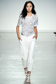 Rebecca Taylor Spring 2014 Ready-to-Wear Collection - Vogue