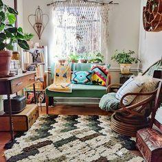 395 Best Boho Living Room images | Home decor, Decor, Home