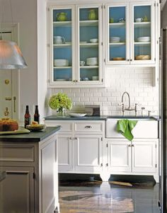 BEACH COTTAGE Kitchen Design Ideas, Pictures, Remodel, and Decor - page 2