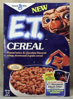 ET Breakfast Cereal