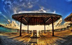 Tropical Beach Sunset Wallpaper   1680×1050 Beach Sunset Wallpaper (46 Wallpapers) | Adorable Wallpapers