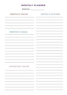 Printable Monthly, Weekly and Daily Planner, Task List and Life Goals http://www.ebay.com/itm/Printable-Monthly-Weekly-and-Daily-Planner-Task-List-and-Life-Goals-/192110040395?hash=item2cbaa6954b:g:V-wAAOSwTuJYq5wD