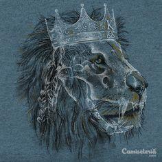 Camiseta 'King Forever'. http://cami.st/p/1742