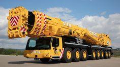 Steil fügt hinzu mit Liebherr - heavyliftpfi.com