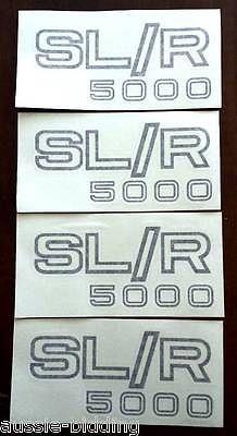 """Torana LH LX L34 A9X SLR5000 """"set of 4"""" Decal Sticker Kit"""