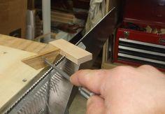 Saw Sharpening and Repair