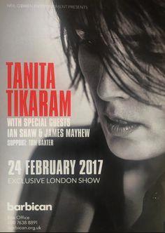 Painting for Tanita Tikaram | James Mayhew