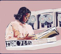 Hidden Figures - story of women who helped get Astronauts on the moon.