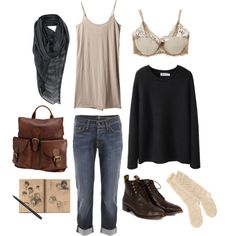 Comfy, created by the59thstreetbridge on Polyvore