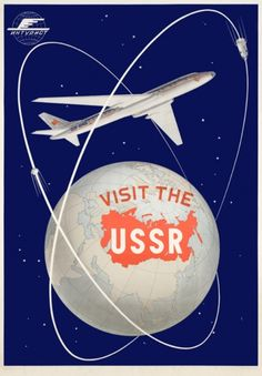 VISIT THE USSR - or not
