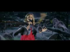 Jackie Evancho - Believe with Josh Groban...from the Polar Express.....love that movie.