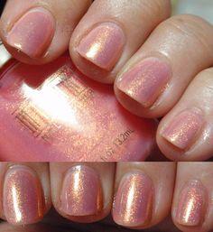 I love milani nail polishes. in goldie locks.
