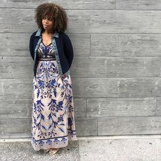 Willowpark Maxi Dress #Anthropologie #MyAnthroPhoto