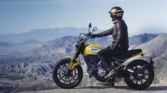 2014 Ducati Scrambler (Italian)