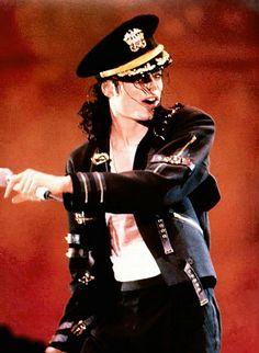 Michael Jackson, Dangerous World Tour.