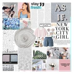 """the clock is ticking, so stay"" by alessia-xcx ❤ liked on Polyvore featuring art, simple, ArianaGrande, polyvoreeditorial and magazineset"