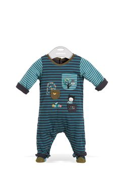 Warm and Comfy All in One for #baby #boy #catimini