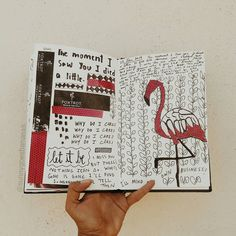 #artjournal #artjournaling #artjournalideas #artjournalinspiration #bujo #journal #journals #artjournalspread #artjournalpage #diary #planner #creativity #visualjournal Diary Planner, Art Journal Inspiration, Art Journal Pages, I Saw, Bujo, You And I, Knowing You, Journals, Creativity