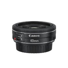 Canon EF40mm F2.8 STM [EF4028STM plus a 52mm filter to boot instructions are huge though !