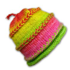 Freia Handpaint Yarns - Patterns - Hats