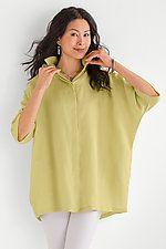 Linen Camp Shirt by Planet   (Linen Shirt)